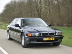 Стекло противотуманной фары. BMW 7-Series, E38