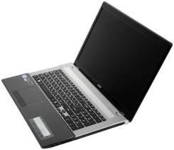 "Acer Aspire V3-771G-53216G75Makk. 17.3"", 3,1ГГц, ОЗУ 6144 МБ, диск 1 000 Гб, WiFi, Bluetooth, аккумулятор на 3 ч."