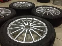 """Комплект Зимы Оригинал В Идеале Mersedes GLA R18 215/55 Dunlop 1сезон. 6.5x18"""" 5x112.00 ET-30"""