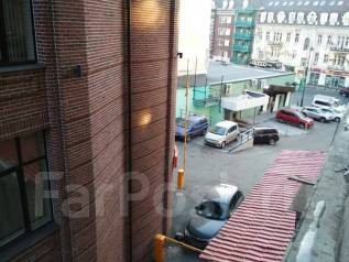 ОФИС в центре - 15 кв. м. Круглосуточный доступ. 15кв.м., переулок Краснознаменный 5/2, р-н Центр. Вид из окна