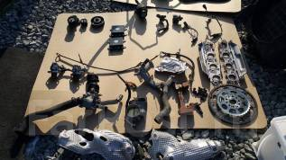 Корпус масляного фильтра. Lexus LS460L, USF40, USF41 Lexus LS460, USF40, USF41 Двигатели: 1URFE, 1URFSE
