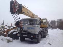 Галичанин КС-55713-4. Автокран вездеход галичанин кс-55713-4 на шасси, 10 850 куб. см., 25 000 кг.