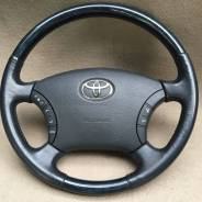 Руль. Toyota: Camry, Alphard, Avensis Verso, Aristo, Hiace, Land Cruiser Prado, Celsior, Avensis, Hilux Surf, Avalon, Mark II, Camry Gracia, Brevis, C...