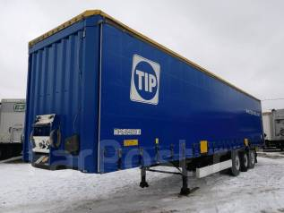 Krone SD. Полуприцеп 2008 год, 33 820 кг.