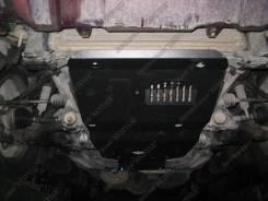 Защита двигателя. Toyota Land Cruiser Prado, GRJ120, GRJ120W, GRJ121W, GRJ125W, KDJ120, KDJ120W, KDJ121W, KDJ125W, KZJ120, LJ120, RZJ120, RZJ120W, RZJ...