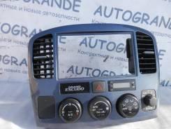 Блок управления климат-контролем. Suzuki Grand Escudo, TX92W