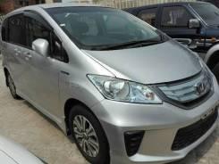 Решетка радиатора. Honda Freed, GP3, GB3, GB4 Honda Freed Hybrid Двигатели: L15A, LEA