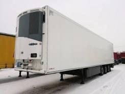 Schmitz Cargobull. SKO 24 рефрижератор 2011 год, 26 660 кг.