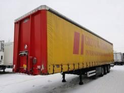 Van Hool. полуприцеп шторный 2007 год, 30 700 кг.
