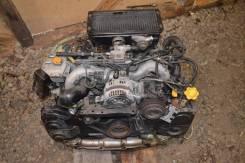 Двигатель в сборе. Subaru Legacy B4, BE5 Subaru Legacy, BH5 Двигатель EJ206