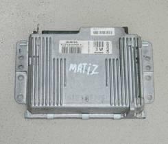 Блок управления двс. Daewoo Matiz, KLYA Двигатель F8CV