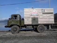 ГАЗ 66. Автобаня, 4 300 куб. см., 2 330 кг.