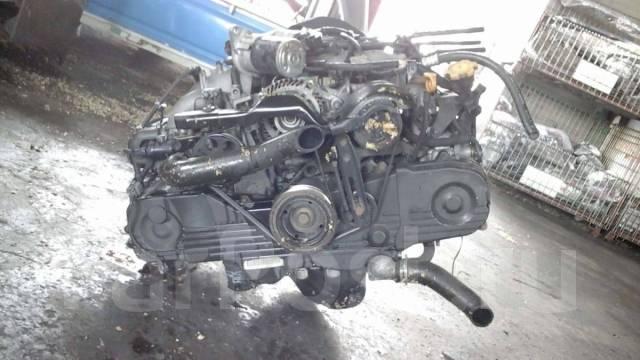 Двигатель в сборе. Subaru Legacy, BL5, BP5 Двигатель EJ203