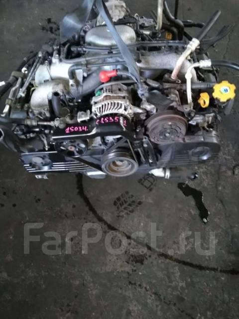 Двигатель в сборе. Subaru Forester, SG5 Двигатель EJ203