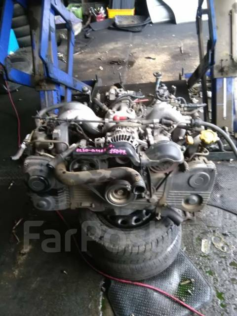 Двигатель в сборе. Subaru Impreza, GD9, GG9 Двигатель EJ204