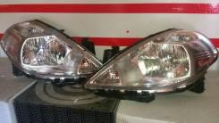 Фара. Nissan Tiida, C11, C11X Двигатель HR15DE