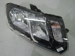 Фара. Renault Logan, L8 Двигатели: K4M, H4M, K7M. Под заказ
