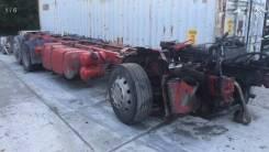 Scania. Продам Скания 2003 на запчасти, 13 000 куб. см., 15 000 кг.