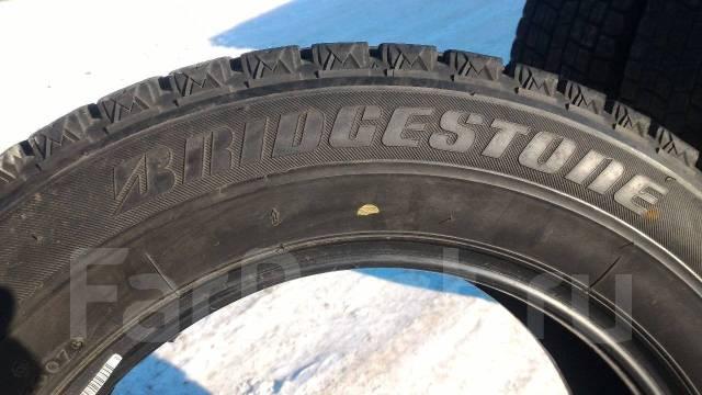 Bridgestone ST20. Зимние, 2007 год, износ: 10%, 4 шт