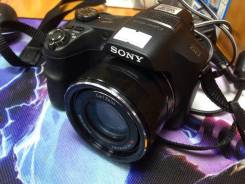 Sony Cyber-shot DSC-HX200. 20 и более Мп, зум: 14х и более