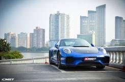 Обвес кузова аэродинамический. Porsche 911, 991, 991.2 Двигатели: MA1, 75, M, 97, 70, 02, 74, 01, 04, 03, 71. Под заказ