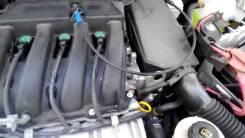 Двигатель в сборе. Renault Sandero Renault Duster, HSA Renault Logan Renault Sandero Stepway, BS11, BS1Y Nissan Almera, G11 Двигатели: K4M, K7M