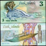 Доллар Островов Кука. Под заказ