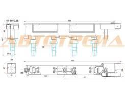 Катушка зажигания CITROEN C4/C5 04- PEUGEOT 206/307/406/407/607/806