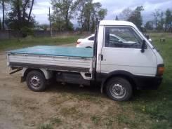 Nissan Vanette. Грузовик на двухкабинный грузовик., 2 184 куб. см., 1 000 кг.