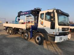 Daewoo Novus. 19.5 тонн с манипулятором DY2725 - 2017 год!, 10 964 куб. см., 20 000 кг.