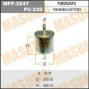 Фильтр топливный Kitto FC-220 AY505NS001,164000W0X0,1541057F00,1N0013470,5861216100,2330087403000