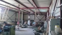 Сдается помещение под производство или склад. 407 кв.м., улица Руднева 19, р-н Снеговая. Интерьер