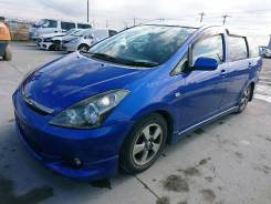 Toyota Wish. автомат, 4wd, 1.8, бензин, 132 тыс. км, б/п, нет птс. Под заказ
