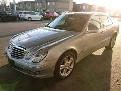 Mercedes-Benz E-Class. автомат, 4wd, 3.5, бензин, 109тыс. км, б/п, нет птс. Под заказ