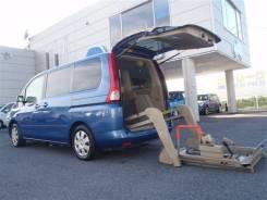 Nissan Serena. автомат, передний, 2.0, бензин, 35 204тыс. км, б/п, нет птс. Под заказ