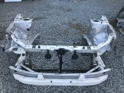 Рамка радиатора. Toyota Corolla Axio, ZRE142, ZRE144, NZE144, NZE141 Toyota Corolla Fielder, NZE144G, NZE141G, ZRE142G, ZRE144G Двигатели: 2ZRFAE, 2ZR...