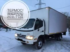 Hino 300. HINO 300 Левый руль! Термос! 2011 год! В Новосибирске, 4 009 куб. см., 5 000 кг.