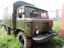 ГАЗ 66. ГАЗ-66 Кунг с хранения, 4 200 куб. см., 2 000 кг.