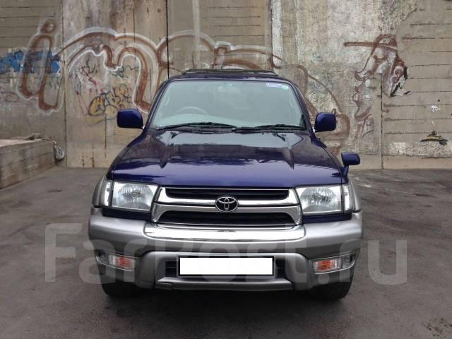Toyota Hilux Surf. автомат, 4wd, 2.7 (145л.с.), бензин, 160тыс. км