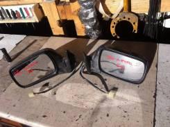 Зеркало заднего вида боковое. Subaru Forester, SG9, SG9L, SG5, SG6, SG69, SG
