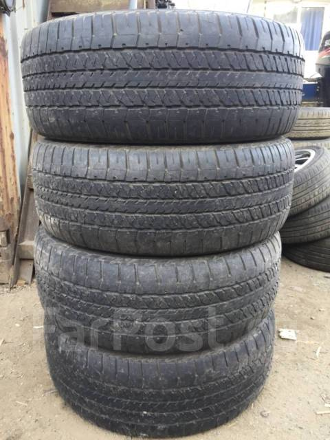 Bridgestone Dueler H/T 684II. Летние, 2011 год, износ: 40%, 4 шт