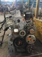Двигатель в сборе. Honda Mobilio, LA-GB2, LA-GB1, UA-GB1 Honda Fit, UA-GD1, LA-GD1, LA-GD2, GD1, GD2 Honda Jazz Двигатели: L15A, L13A, L13A5, L13A2, L...