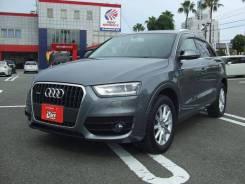 Audi Q3. автомат, 4wd, 2.0, бензин, 8 000тыс. км, б/п. Под заказ