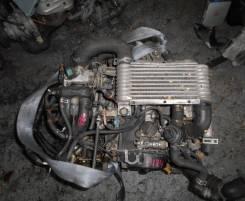 Двигатель в сборе. Daihatsu Terios Kid, 111G, J111G, J131G Двигатель EFDET. Под заказ