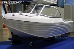 Trident. Год: 2017 год, длина 4,55м., двигатель без двигателя, 50,00л.с., бензин
