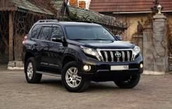 Toyota Land Cruiser Prado. автомат, 4wd, 4.0 (282 л.с.), бензин, 63 000 тыс. км