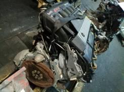 Двигатель (ДВС) N52B25 на BMW 5-series 525 SE объем 2.5 л. бензин