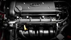 Двигатель в сборе. Kia: Cerato, Rio, Carnival, Picanto, Spectra, Sportage, Sorento Двигатели: G4EE, G3LA, D4HA, D4CB, D4HB, A5D, D4FA, J3, K5M, RT, S5...