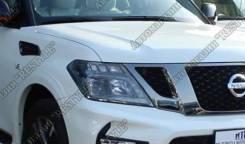 Фара. Nissan Patrol, Y62. Под заказ