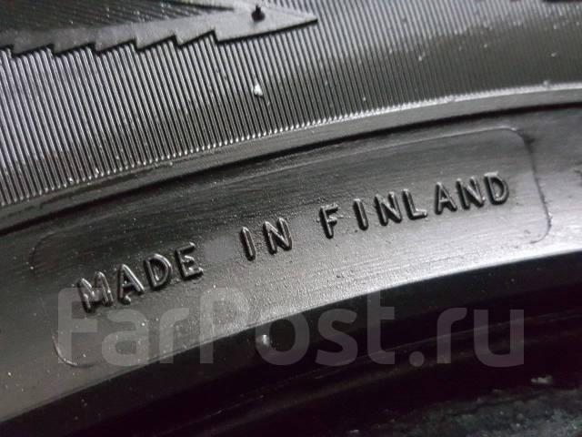Nokian Hakkapeliitta R. Зимние, без шипов, 2010 год, износ: 20%, 2 шт